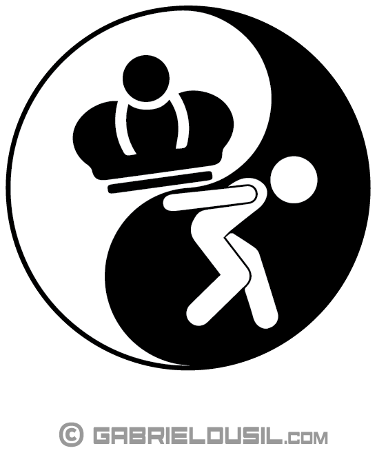 Martial Arts • Fighting Science • 10 • Yin ☯ Yang of Burden vs. Privilege