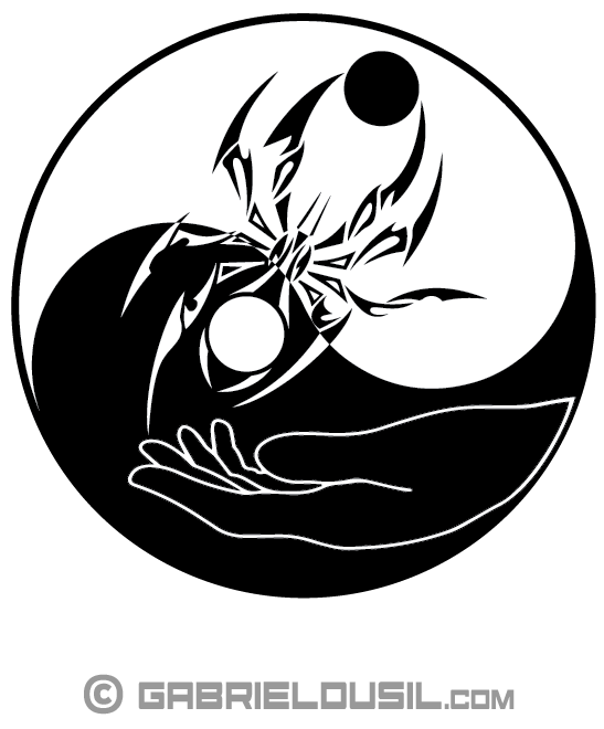 Martial Arts • Fighting Science • 8 • Yin ☯ Yang of Fear vs. Confidence