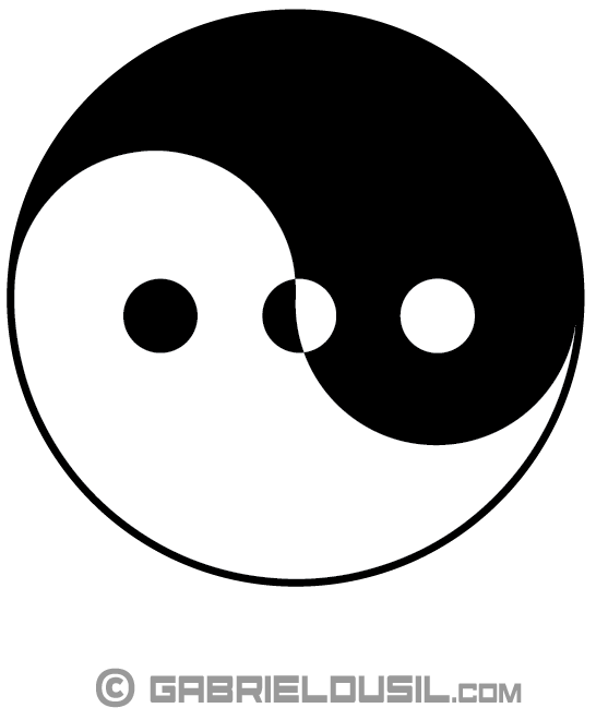 Martial Arts • Fighting Science • 9 • Yin ☯ Yang of Threes