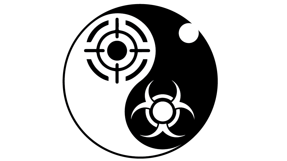 Martial Arts • Fighting Science • 17 • Yin ☯ Yang of Vulnerability vs. Opportunity