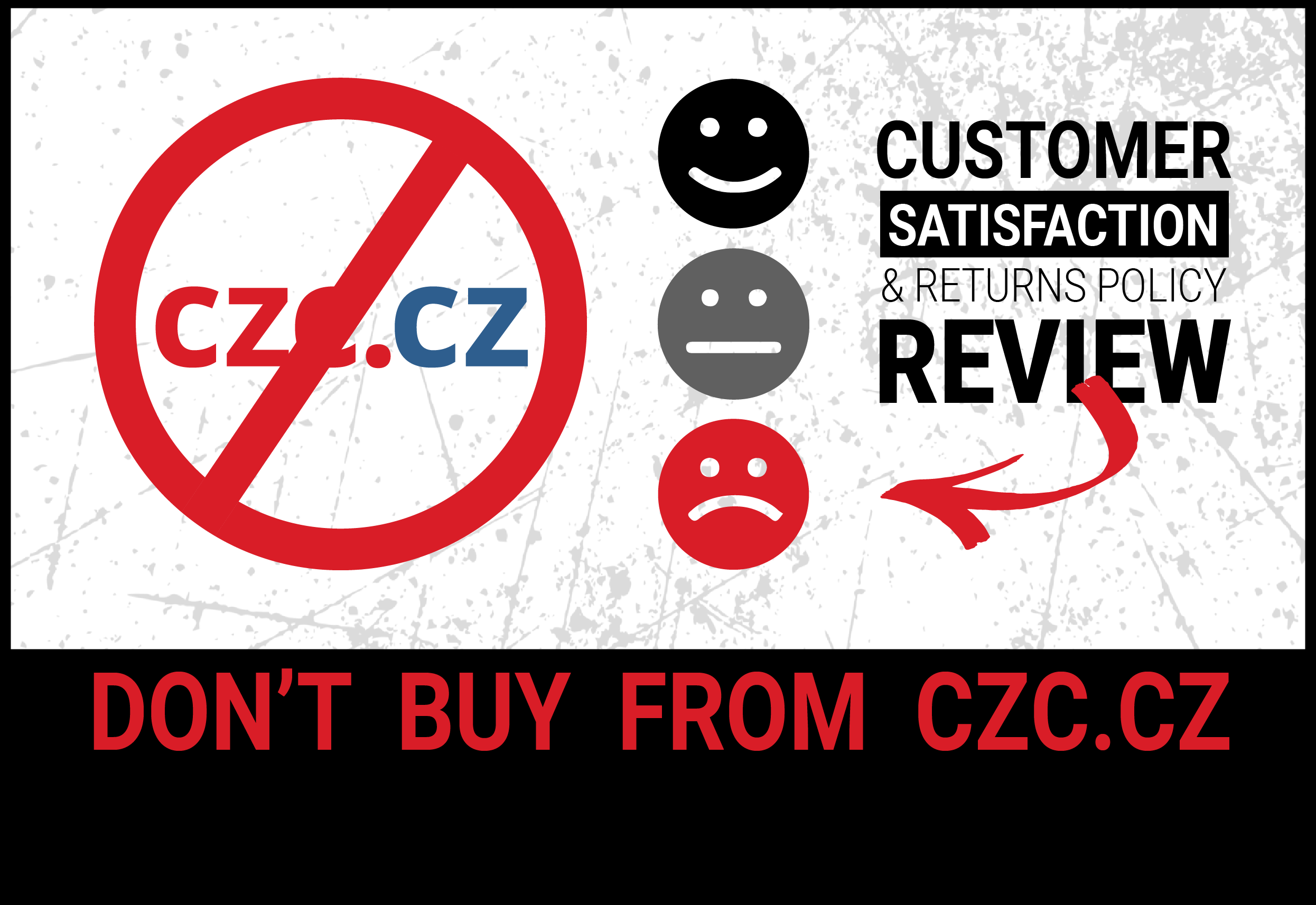 Review • CZC.cz Return Policy Disaster